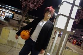 Taiga Kagami from Kuroko's Basketball worn by amaryie