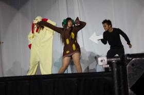 Sudowoodo from Pokemon by amaryie