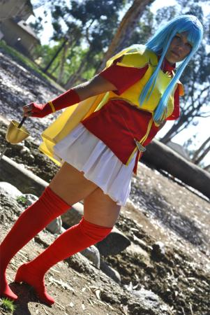 Eirika from Fire Emblem: Sacred Stones worn by amaryie
