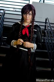 Touko Fukawa from Dangan Ronpa
