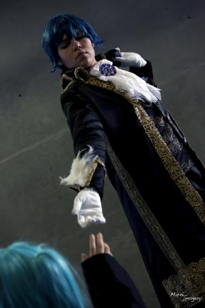 Kaito from Vocaloid worn by amaryie