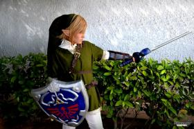 Link from Legend of Zelda worn by Mihaumary