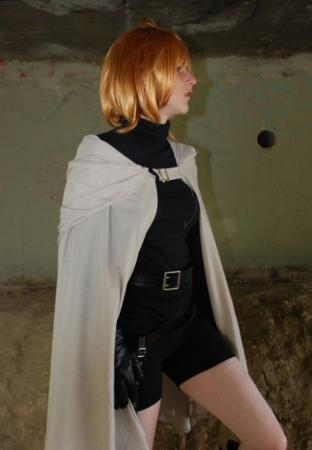 Sakura from Tsubasa: Reservoir Chronicle worn by Assiduity