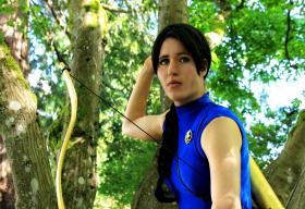 Katniss Everdeen from Hunger Games, The worn by ladysasha