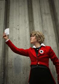 Enjolras from Les Miserables worn by ladysasha