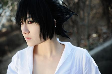 Sasuke Uchiha from Naruto Shipp&#363;den worn by Spe