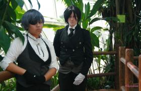 Ciel Phantomhive from Black Butler worn by Callista Miralni