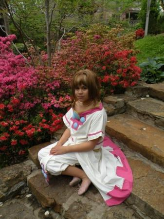 Sakura from Tsubasa: Reservoir Chronicle worn by Callista Miralni