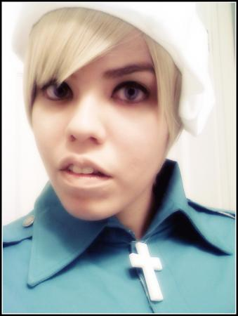Finland / Tino Väinämöinen from Axis Powers Hetalia (Worn by Konigreich-PreuBen)