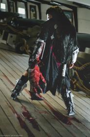 Velvet Crowe from Tales of Berseria  by trickssi