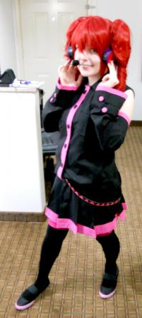 Kasane Teto from Vocaloid 2
