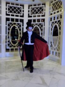 Tuxedo Kamen from Sailor Moon  by Dragon Sage