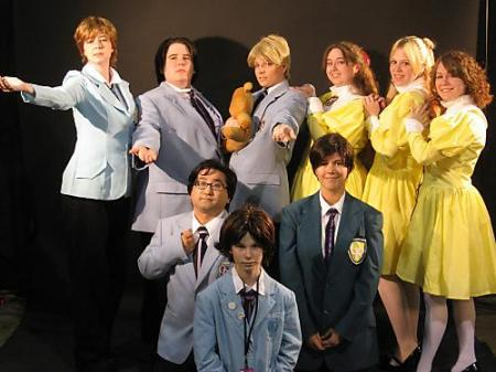 Renge Houshakuji from Ouran High School Host Club worn by missrelena