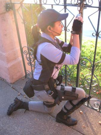 Jill Valentine from Resident Evil 5 worn by jSpud