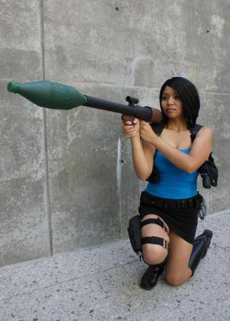 Jill Valentine from Resident Evil 3: Nemesis worn by jSpud