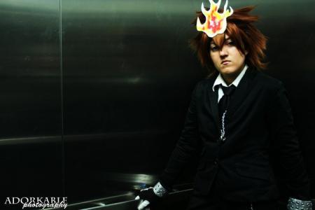 Tsunayoshi Sawada from Katekyo Hitman Reborn! worn by chularin