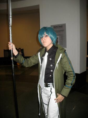 Daemon Spade from Katekyo Hitman Reborn!