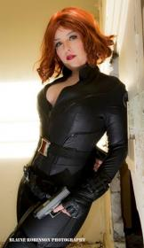 Black Widow - Natalia Romanova from Avengers, The worn by Kitteh Cosplay
