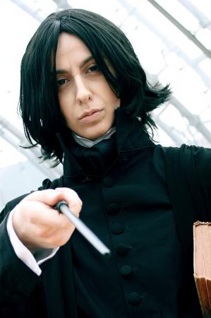 Severus Snape from Harry Potter