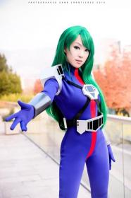 Miriya Jenius from Macross worn by Vampy