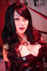 Lust from Fullmetal Alchemist worn by Vampy