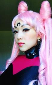 Black Lady from Sailor Moon R worn by Vampy