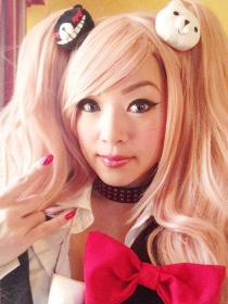 Junko Enoshima from Dangan Ronpa worn by Vampy