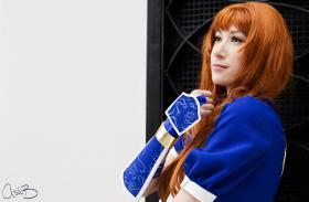 Kasumi from Dead or Alive 5 by Cheetos