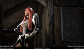 Cherche from Fire Emblem: Awakening by Cheetos