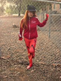 Asuka Langley Shikinami from Evangelion 3.0 worn by PrincessLycoris