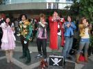 Gokai Pink / Ahim de Famille from Kaizoku Sentai Gokaiger
