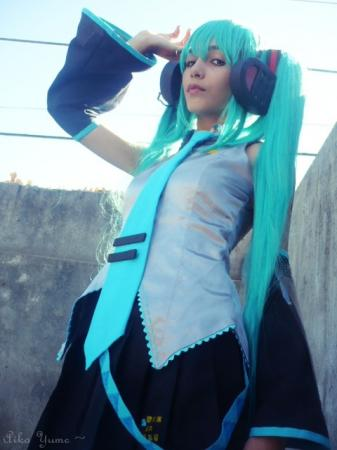 Hatsune Miku from Vocaloid 2
