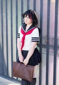 Matoi Ryuko from Kill la Kill worn by Luluko