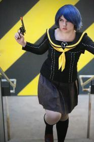 Naoto Shirogane from Persona 4 worn by Luluko