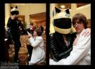 Celty Sturluson from Durarara!! worn by Luluko