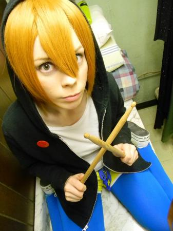 Ritsu Tainaka from K-ON! worn by Mistface