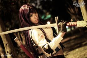 Busujima Saeko from Highschool of the Dead worn by Carmenpilar Best