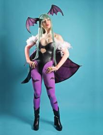 Morrigan Aensland from Darkstalkers worn by Carmenpilar Best