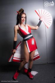 Mai Shiranui from King of Fighters XIII worn by Carmenpilar Best