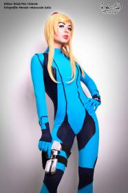 Samus Aran from Metroid: The Other M worn by Carmenpilar Best