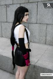 Tifa Lockhart from Final Fantasy VII worn by Carmenpilar Best