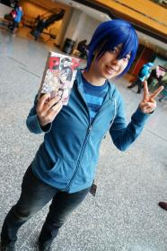 Mashiro Moritaka from Bakuman  by Mia Hinano