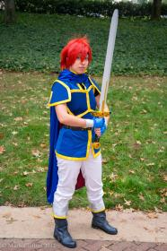 Roy from Fire Emblem: Sword of Seals worn by Mia Hinano