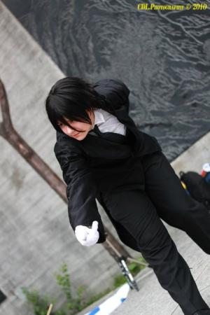 Sebastian Michaelis from Black Butler worn by Lyly-chan