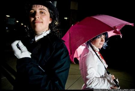 Tyki Mikk from D. Gray-Man worn by Nightengale37