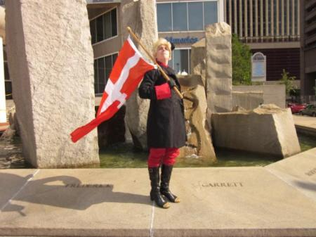 Denmark from Axis Powers Hetalia worn by Nightengale37