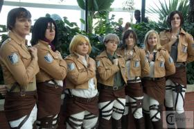 Mikasa Ackerman from Attack on Titan worn by Nightengale37