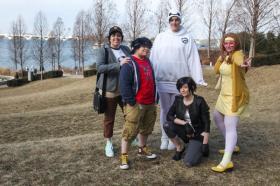 Tadashi Hamada from Big Hero 6