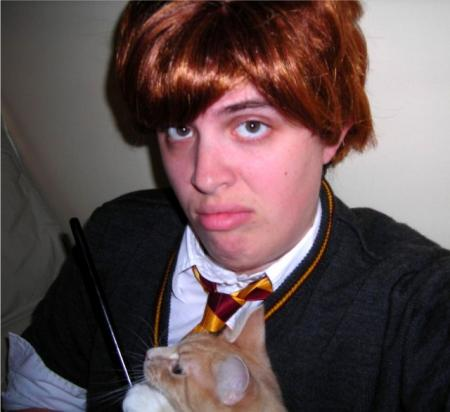 Ron Weasley from Harry Potter worn by Nightengale37