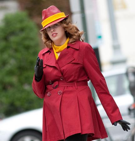 Carmen Sandiego from Carmen Sandiego worn by Nightengale37